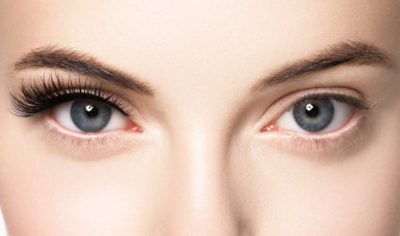 Hybrid Lash extensions Olympia