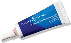 Moisturizing Foundation. Illuminare